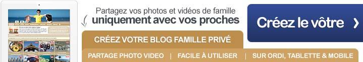 Création de votre espace photo et vidéo sécurisé