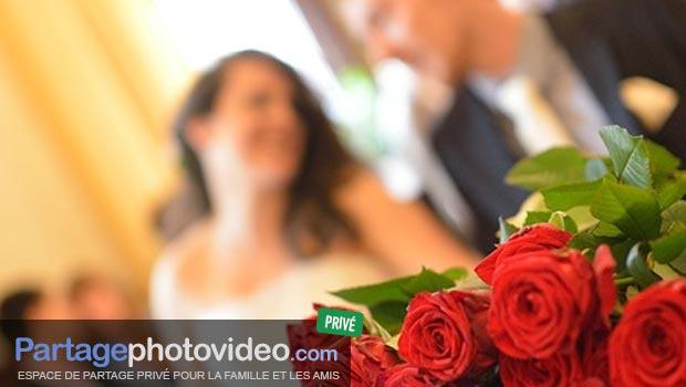 Comment partager ses souvenirs de mariage ?