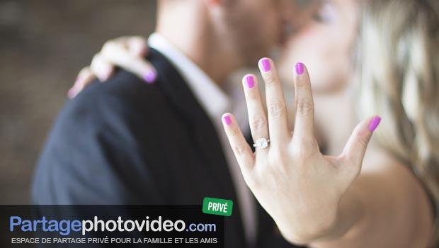 Plateforme de partage de photos de mariage : choisir un service privé pour protéger sa vie privée